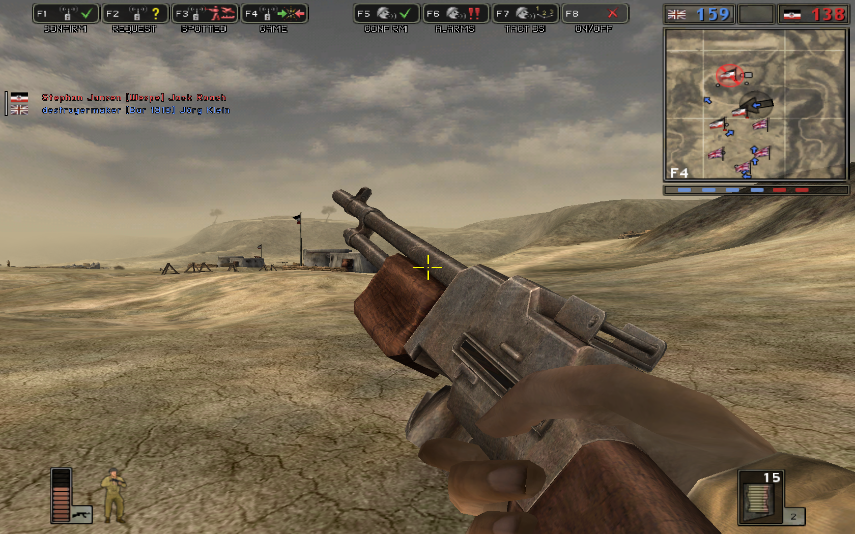 Rage3D.com : Playing Battlefield 1942 in 2012 [ Intro videos, servers ...