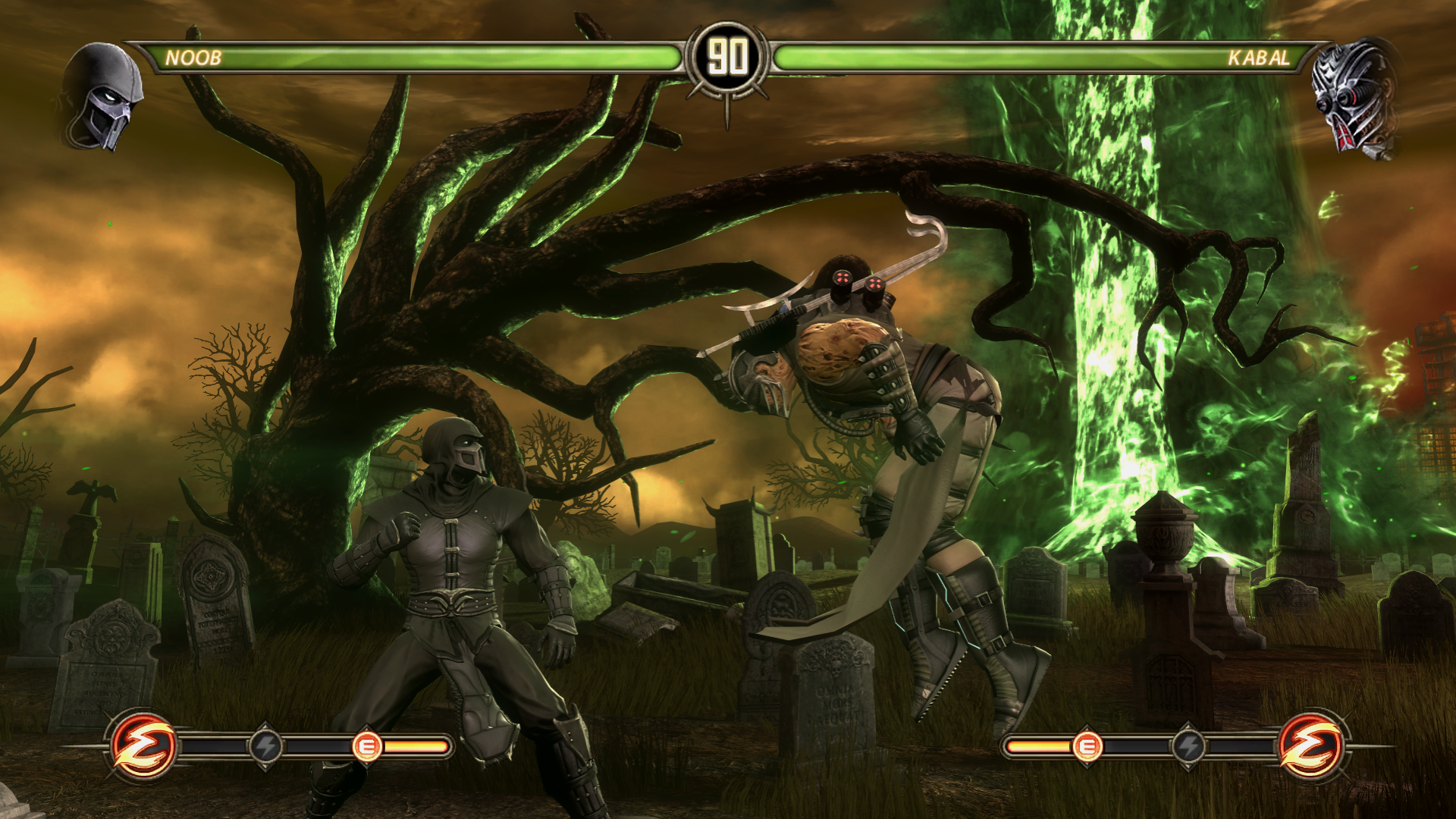 Rage3D com : Mortal Kombat PC Technical Review [ Controls