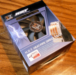 Xigmatek HDT-S1283 Heat Sink & Fan