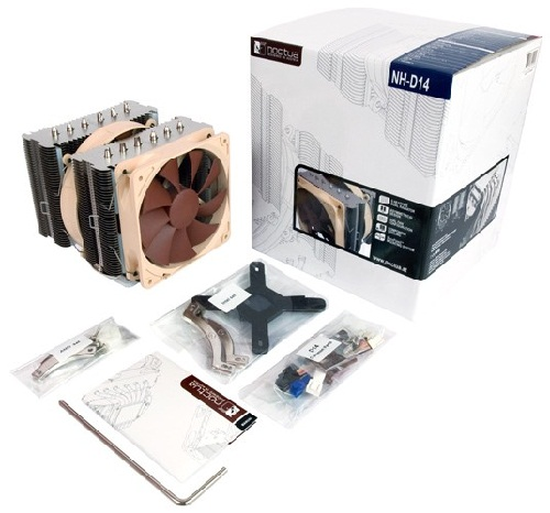 Noctua NH-D14 Heatsink & Fan