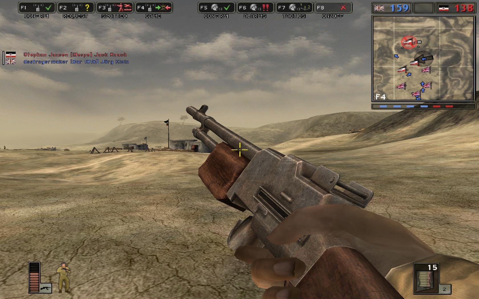 battlefield 1942 pouca memória ram